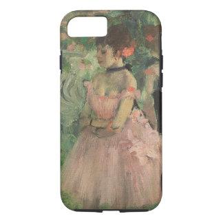 Tänzer-Bühne hinter dem Vorhang Edgar Degass |, iPhone 8/7 Hülle