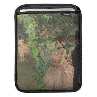 Tänzer-Bühne hinter dem Vorhang Edgar Degass |, Sleeve Für iPads