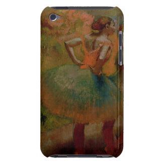 Tänzer Edgar Degass |, die Grün-Röcke tragen Case-Mate iPod Touch Case