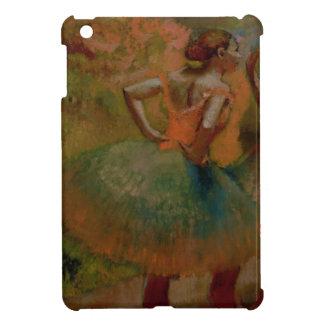 Tänzer Edgar Degass  , die Grün-Röcke tragen iPad Mini Hülle