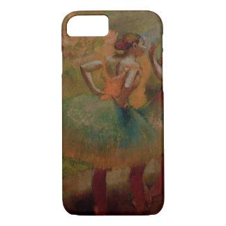 Tänzer Edgar Degass |, die Grün-Röcke tragen iPhone 8/7 Hülle