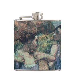 Tänzer Edgar Degass | im Veilchen Flachmann