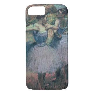 Tänzer Edgar Degass | im Veilchen iPhone 8/7 Hülle
