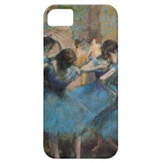 Tänzer Edgar Degass   in Blau, 1890 Barely There iPhone 5 Hülle