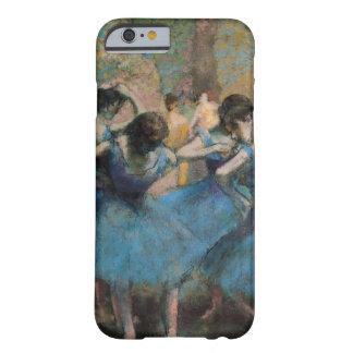 Tänzer Edgar Degass | in Blau, 1890 Barely There iPhone 6 Hülle
