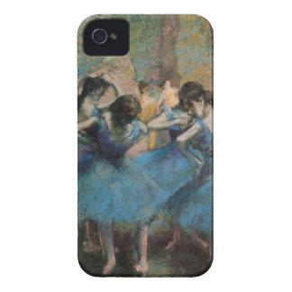 Tänzer Edgar Degass | in Blau, 1890 Case-Mate iPhone 4 Hülle