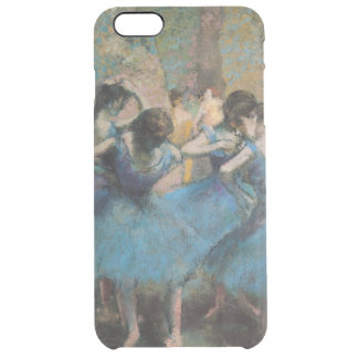 Tänzer Edgar Degass | in Blau, 1890 Durchsichtige iPhone 6 Plus Hülle