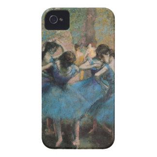 Tänzer Edgar Degass | in Blau, 1890 iPhone 4 Hüllen