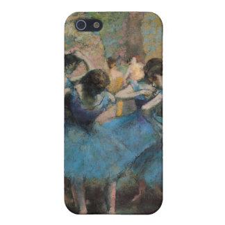 Tänzer Edgar Degass | in Blau, 1890 iPhone 5 Cover