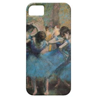 Tänzer Edgar Degass | in Blau, 1890 iPhone 5 Etui