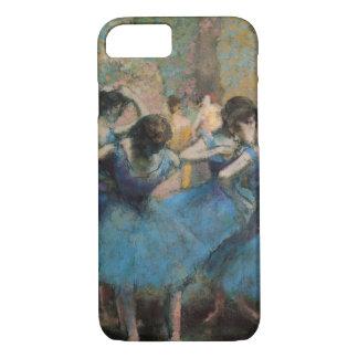 Tänzer Edgar Degass | in Blau, 1890 iPhone 8/7 Hülle