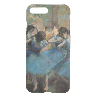 Tänzer Edgar Degass | in Blau, 1890 iPhone 8 Plus/7 Plus Hülle