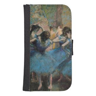 Tänzer Edgar Degass | in Blau, 1890 Phone Geldbeutel