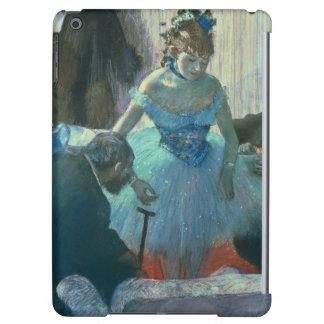 Tänzer Edgar Degass | in ihrer Umkleidekabine
