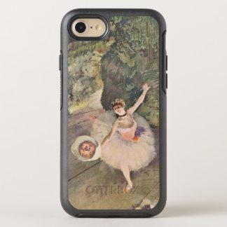 Tänzer Edgar Degass   nimmt einen Bogen OtterBox Symmetry iPhone 8/7 Hülle