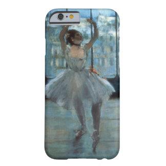 Tänzer Edgar Degass | vor einem Fenster Barely There iPhone 6 Hülle