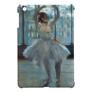 Tänzer Edgar Degass | vor einem Fenster iPad Mini Hülle