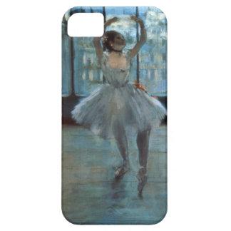Tänzer Edgar Degass | vor einem Fenster iPhone 5 Schutzhülle