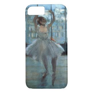 Tänzer Edgar Degass | vor einem Fenster iPhone 8/7 Hülle