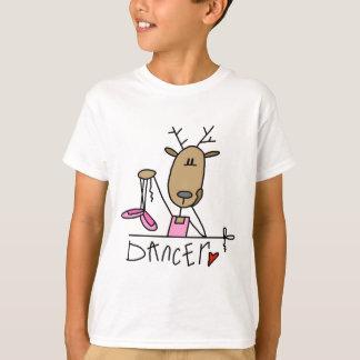 Tänzer-Ren-T-Shirts und Geschenke T-Shirt