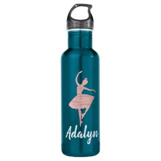 Tänzer-Wasser-Flaschen-Geschenk für Edelstahlflasche