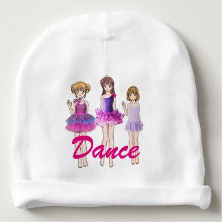 Tanzmädchen Babymütze