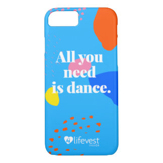 """""""tanzt All You Need I"""" iPhone Case"""