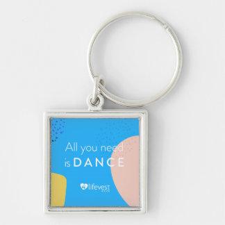 """""""tanzt All You Need I"""" Keychain Schlüsselanhänger"""