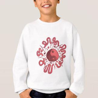 Tao-Blume von Unendlichkeit Sweatshirt