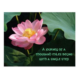 Taoismus Postkarte