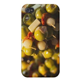 Tapas gemacht mit angefüllten Oliven Etui Fürs iPhone 4