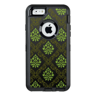 Tapeten-Blumengrün OtterBox iPhone 6/6s Hülle