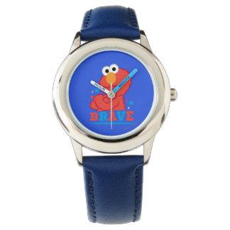 Tapferer Elmo Armbanduhr