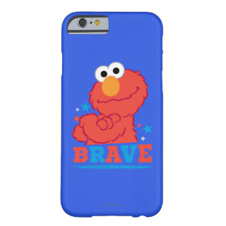 Tapferer Elmo Barely There iPhone 6 Hülle