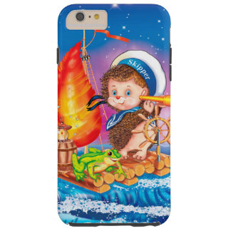 Tapferer Seemann Tough iPhone 6 Plus Hülle