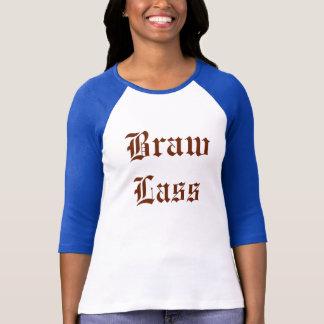 Tapferes Mädchen! T-Shirt