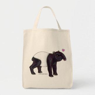 Tapir will Hugges helle Taschen