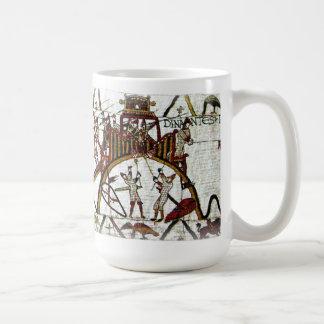 Tapisserie-Tasse Kaffeetasse