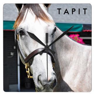Tapit - auswendiges angesagtes #140 quadratische wanduhr