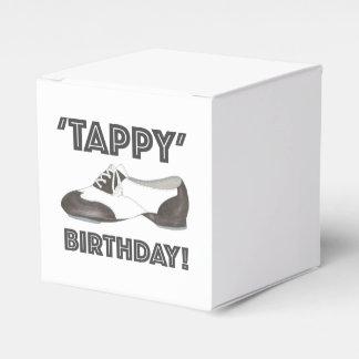 Tappy alles- Gute zum Geburtstagtanz-Lehrer Geschenkschachtel