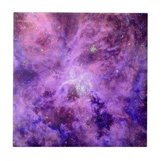 Tarantula-Nebelfleck 30 Doradus Hubble Raum-Foto Keramikfliese