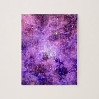 Tarantula-Nebelfleck 30 Doradus Hubble Raum-Foto Puzzle