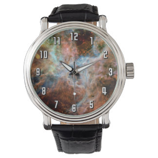 Tarantula-Nebelfleck R136 Raum-Foto der NASAs Armbanduhr