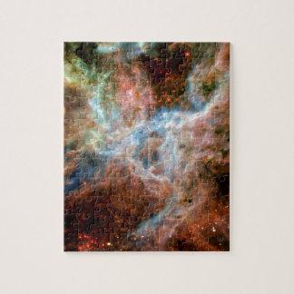 Tarantula-Nebelfleck R136 Raum-Foto der NASAs Puzzle