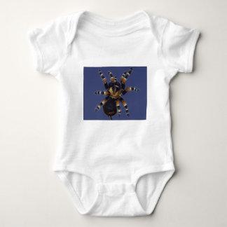 Tarantula-Porträt Baby Strampler