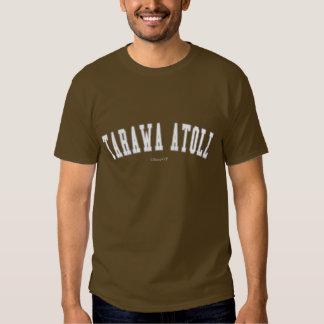 Tarawa-Atoll Hemden