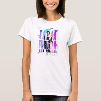 TARJA TURUNEN,- THE QUEEN -, Moldelo 01 T-Shirt