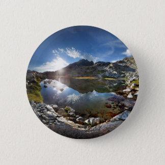 Tarn unter den Minaretts - Sierra Runder Button 5,7 Cm