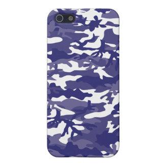 Tarnungs-Blau Etui Fürs iPhone 5