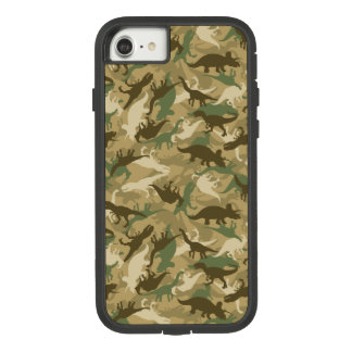 Tarnungs-Dinosaurier-Fall Case-Mate Tough Extreme iPhone 8/7 Hülle